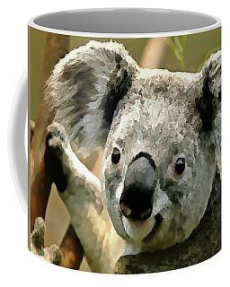 Cuddly Koala Coffee Mug