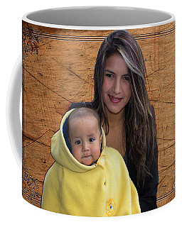 Cuenca Kids 878 Coffee Mug by Al Bourassa
