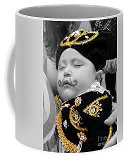 Coffee Mug featuring the photograph Cuenca Kids 891 by Al Bourassa