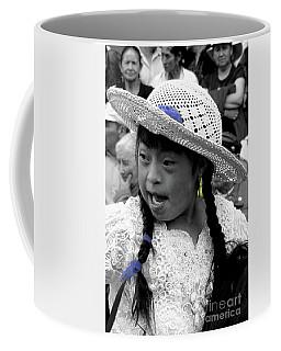 Cuenca Kids 904 Coffee Mug by Al Bourassa