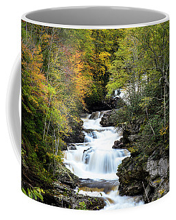 Cullasaja Falls Coffee Mug