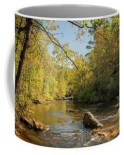Cullasaja River Nc Coffee Mug