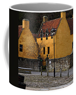 Coffee Mug featuring the photograph Culross by Jeremy Lavender Photography