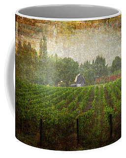 Cultivating A Chardonnay Coffee Mug