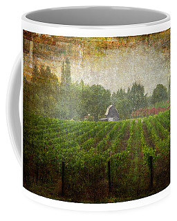 Cultivating A Chardonnay Coffee Mug