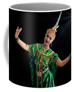 Cultural Thai Dance Coffee Mug