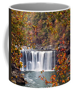 Cumberland Falls Two Coffee Mug