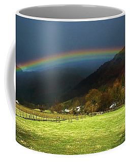 Cumbrian Rainbow Coffee Mug
