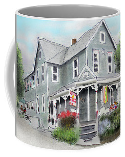 Cup A Joes Coffee Shop Coffee Mug