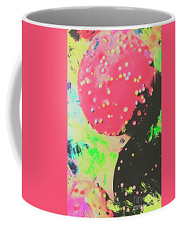 Cup Cake Birthday Splash Coffee Mug