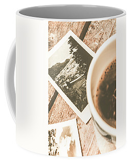 Cup Of Nostalgia Coffee Mug