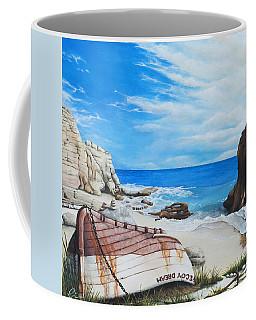 Cupecoy Dream Coffee Mug