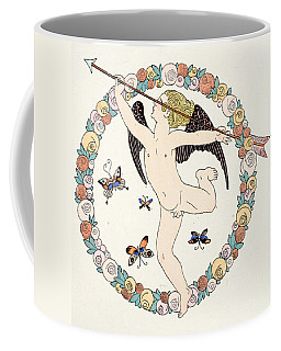 Angel Drawings Coffee Mugs