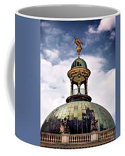 Cupola At Sans Souci Coffee Mug