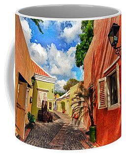 Curacao Colours Coffee Mug