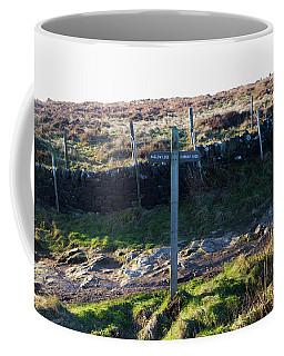 Curbar Edge Which Way To Go Coffee Mug