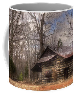 Coffee Mug featuring the photograph Curing Time by Benanne Stiens