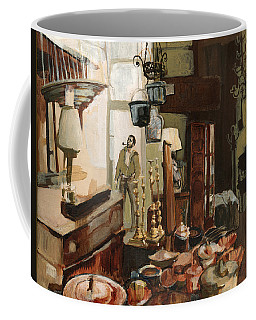 Curio Shop Coffee Mug