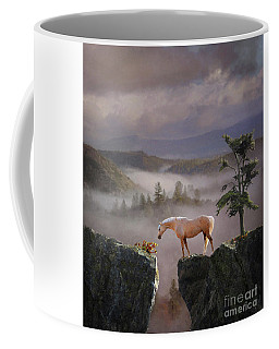 Curiosity Coffee Mug by Melinda Hughes-Berland