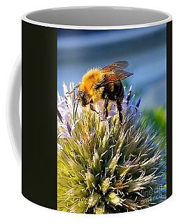 Curious Bee Coffee Mug
