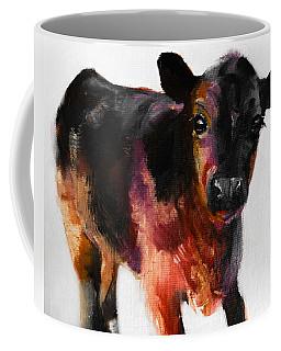 Buster The Calf Painting Coffee Mug