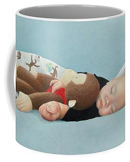 Curious George Coffee Mug