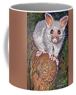 Curious Possum  Coffee Mug