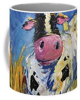 Curiousity Coffee Mug