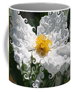 Curlicue Fantasy Bloom Coffee Mug