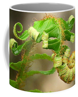 Curls Twists And Turns Coffee Mug