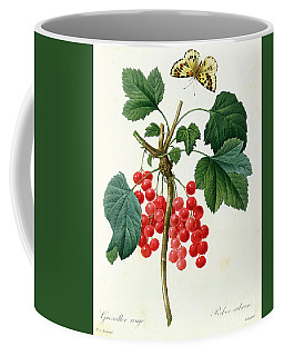 Currants  Red Coffee Mug