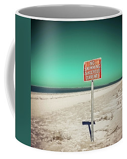 Currehts Coffee Mug by Jerry Golab