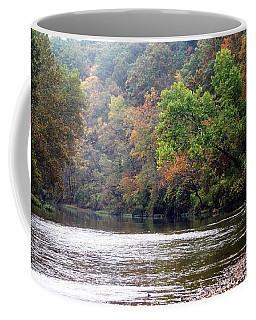 Current River Fall Coffee Mug