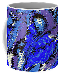 Currents And Tides  Coffee Mug by Cathy Beharriell