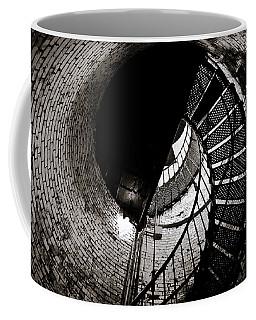 Currituck Spiral II Coffee Mug