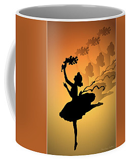 Curtain Call Coffee Mug