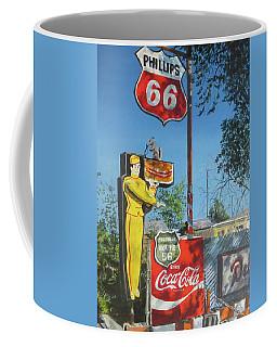 Curtain Call Coffee Mug