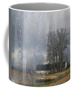 Curtains Of The Mind Coffee Mug