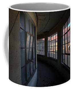 Curved Hallway II Coffee Mug