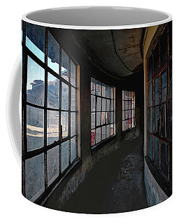 Curved Hallway Coffee Mug