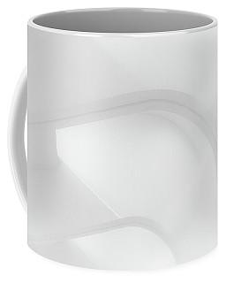 Curved Lines 2 Coffee Mug