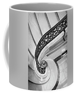 Curves And Light Coffee Mug