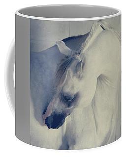 Curves Coffee Mug by Ekaterina Druz