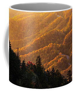 Smoky Mountain Roads Coffee Mug