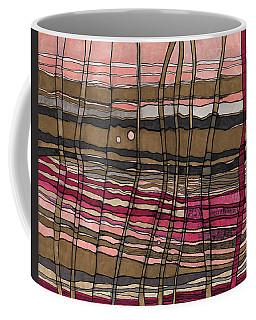 Stalks At Sunset Coffee Mug by Sandra Church