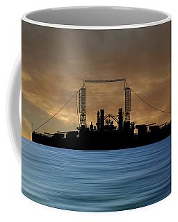 Cus Michigan 1909 V2 Coffee Mug