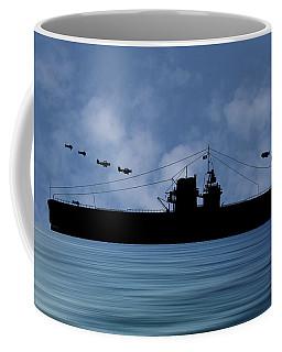 Cus Rhode Island 1929 V1 Coffee Mug