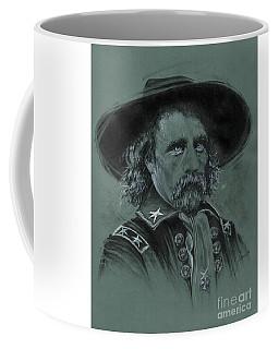 Custer's Resolve Coffee Mug