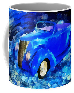 Custom Car  Coffee Mug by Joseph Hollingsworth