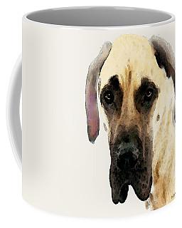 Custom Great Dane Art Coffee Mug